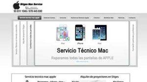 Sitges Mac Service - Apple Sitges