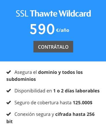 thawte-wilcard